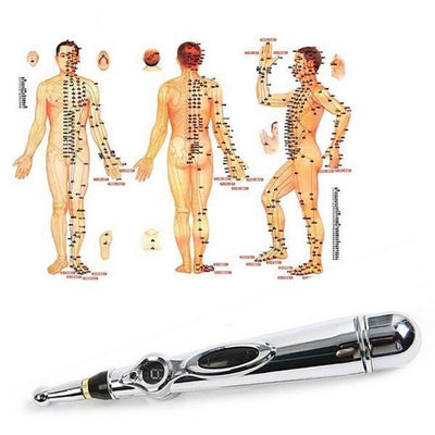 Acupuncture Pen Eases Body Pains