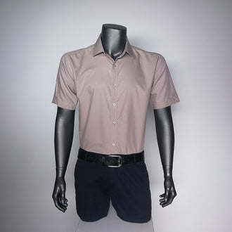 Dresscode Men's Short Sleeve Office Shirt