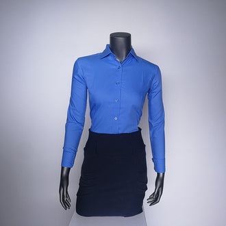 Dresscode Ladies' Long Sleeve Office Shirt