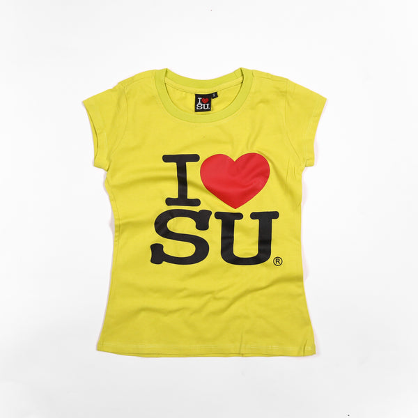 Women's I Love Su T-shirt