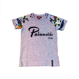 PARAMARIBO FLOWER SLEEVES