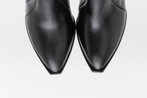 KINGSLEY Calf Black Bootie