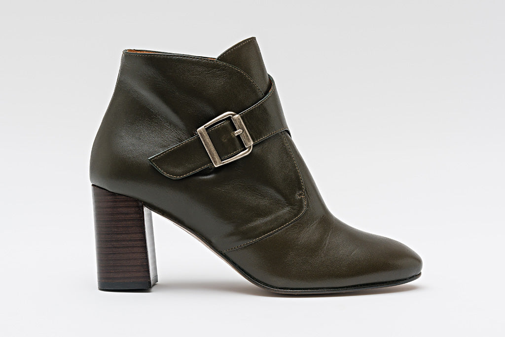 Mina High Heel Ankle Boot
