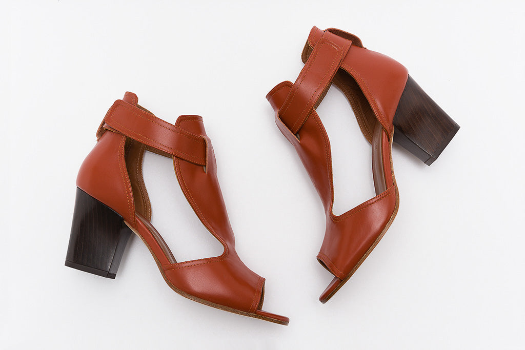 RAVEN Ankle Cuff Heels