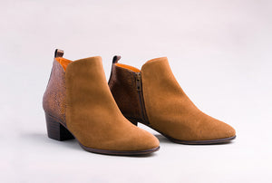 Wallace Sand Ankle Boot