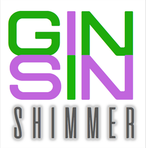 0.5ml Packs of Shimmer Shots for Gin (Single Use)