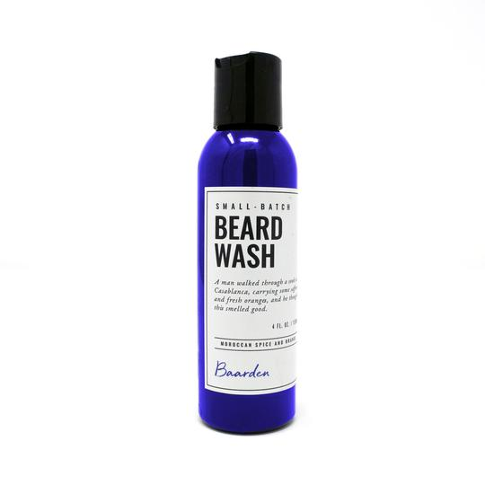DAMAGED - Beard Wash - Moroccan Spice + Citrus