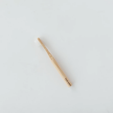 Kid's Bamboo Toothbrush - Naked