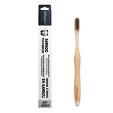 Adult Bamboo Toothbrush - White