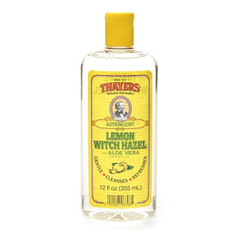 Lemon Witch Hazel Aloe Vera Astringent