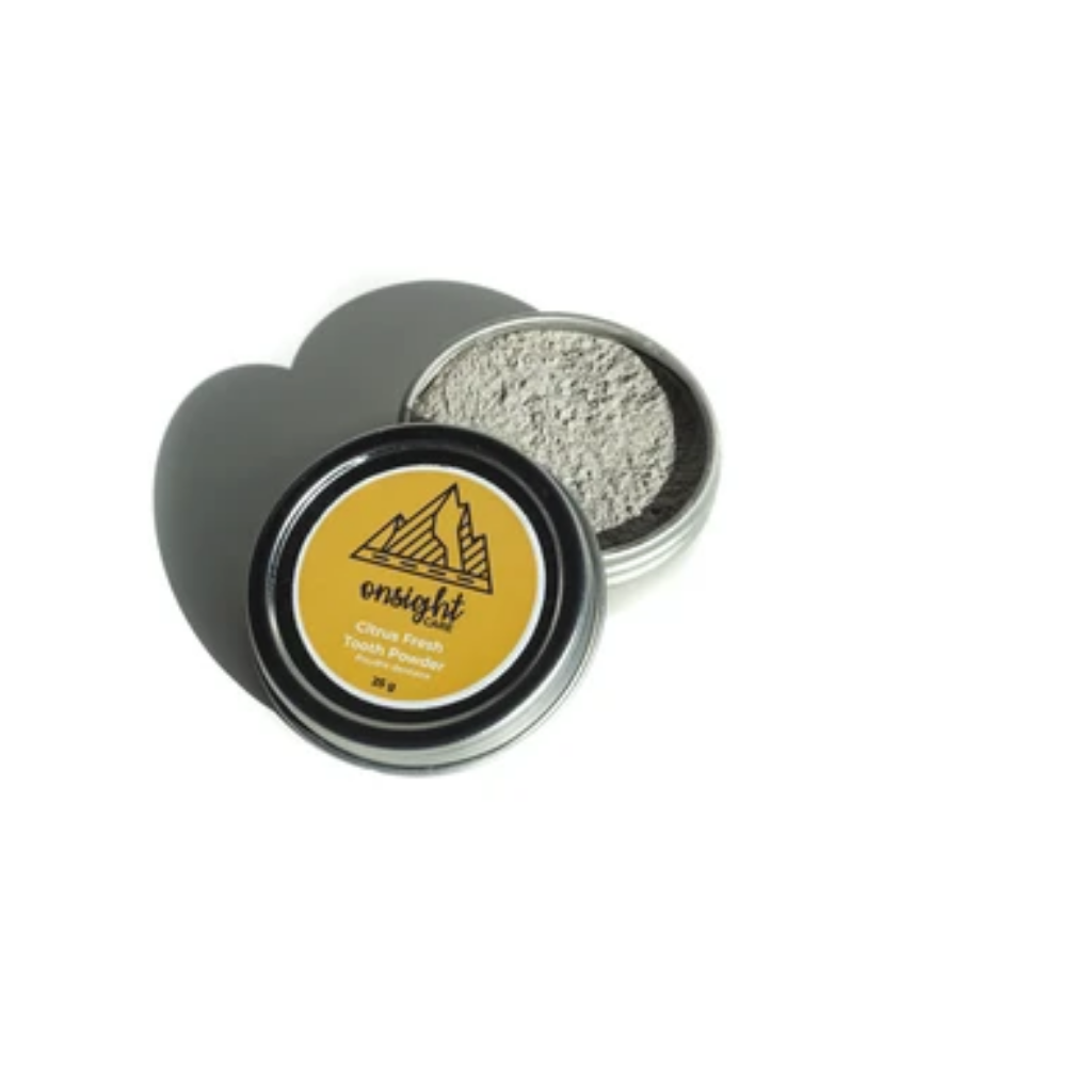 Citrus Fresh Tooth Powder