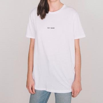 Hey Babe Graphic Tee