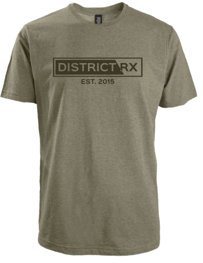 Chandail ''Monochrome'' District RX