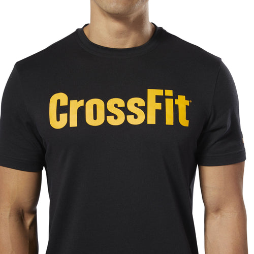 DT2772, CrossFit, Reebok, Graphic, black