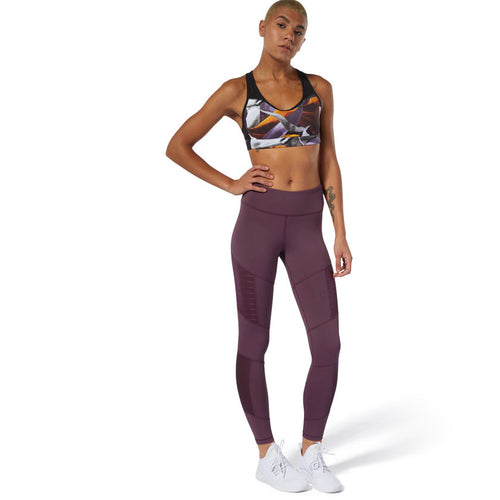 DW9236, legging, dance, urban violet, reebok, tight