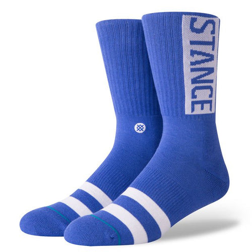 royal, og, stance, socks