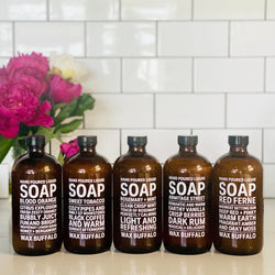 Wax Buffalo Liquid Hand Soap