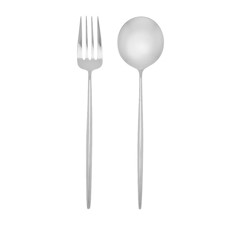 Lolo Polished Serving Set