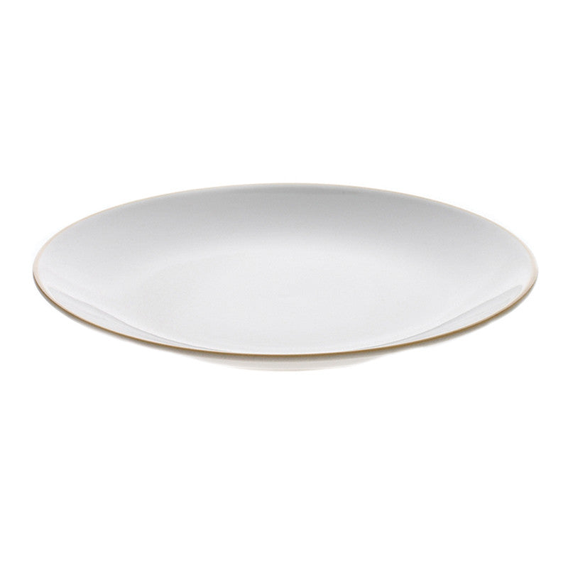Ullu Stoneware Large Serving Plate - Yellow | Teroforma