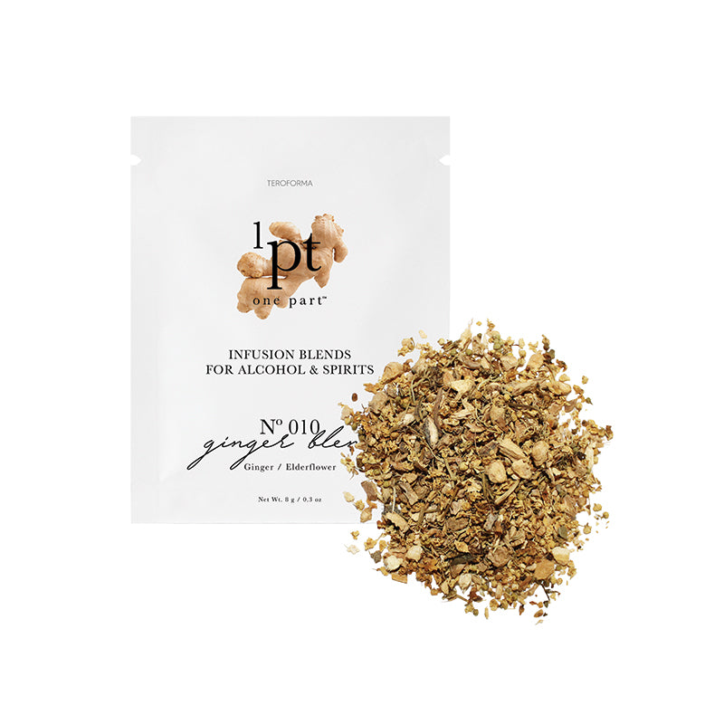 1pt Ginger Blend Ingredient | Teroforma