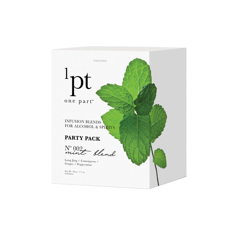 1pt N°002 Mint Party Pack