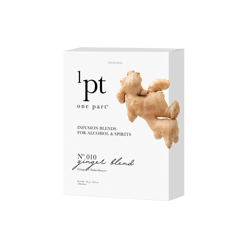 1pt Ginger Blend Package | Teroforma