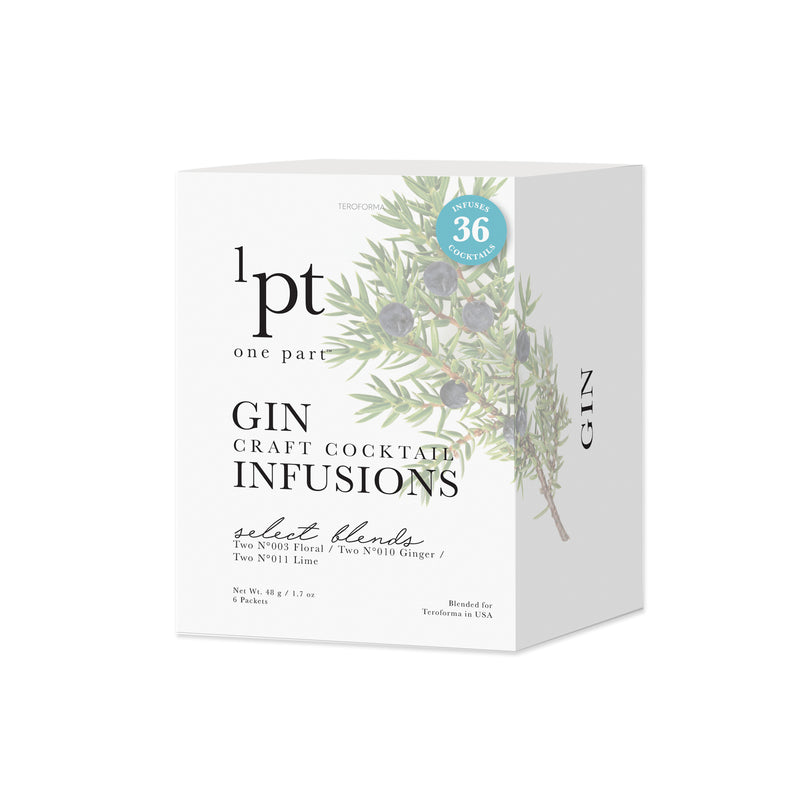 1pt CocktailPack -GIN