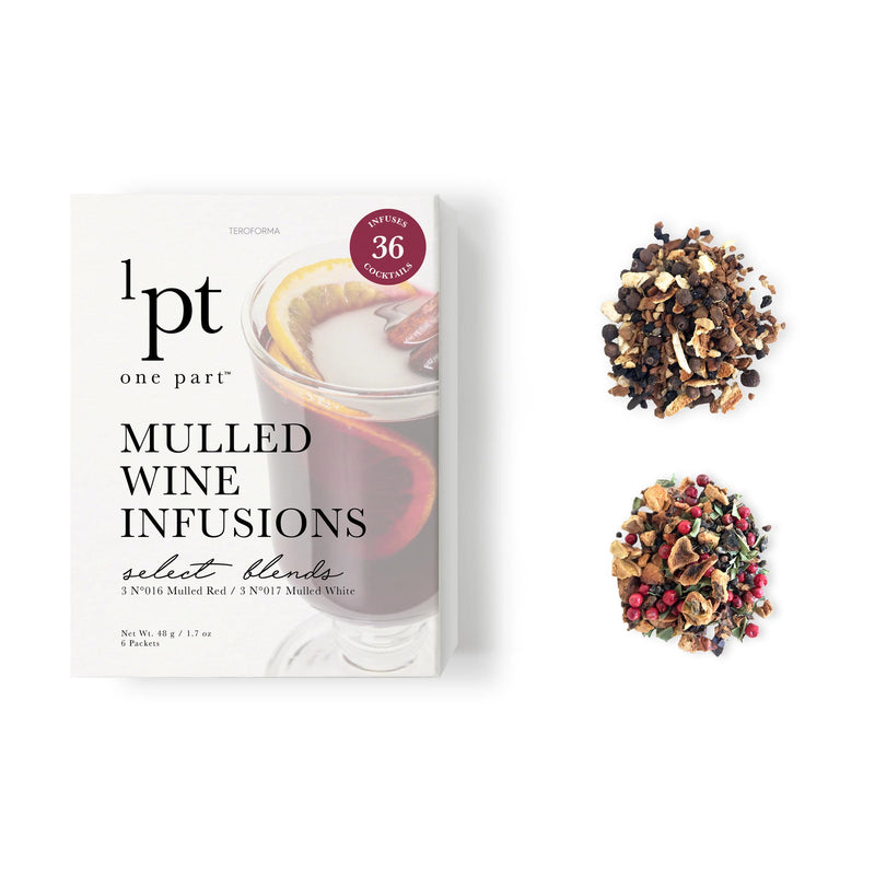 1pt Cocktail Pack - MULLED WINE