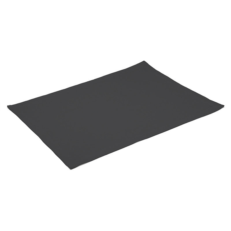 Placemat - Plain Stitch - Slate Gray | Teroforma
