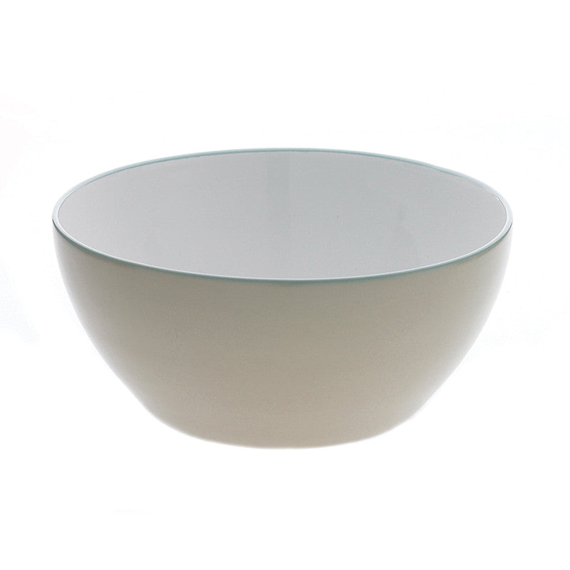 Ullu Stoneware Large Serving Bowl - Blue | Teroforma