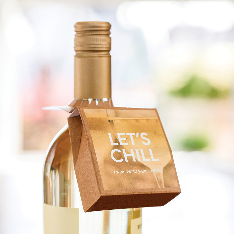 Bottleneck Mini™ - Let's Chill | Wine Twirl Lifestyle