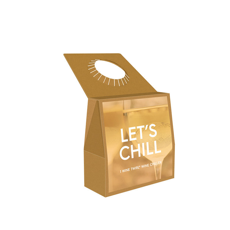 Bottleneck Mini™ - Let's Chill | Wine Twirl
