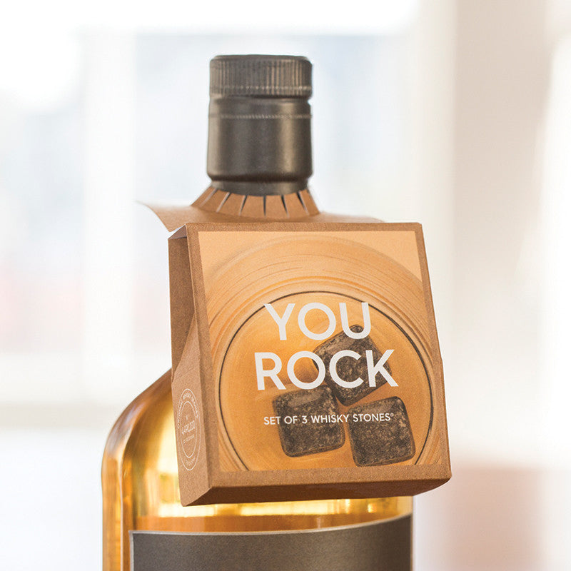 Bottleneck Mini™ - You Rock | Teroforma