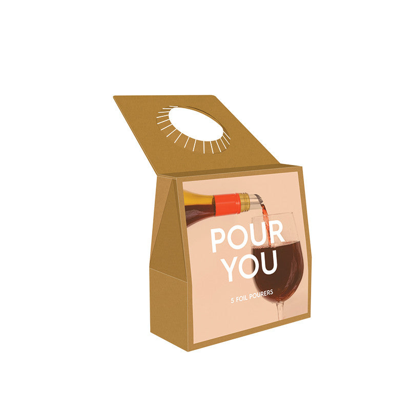 Bottleneck Mini™ Gift Tag - Pour You