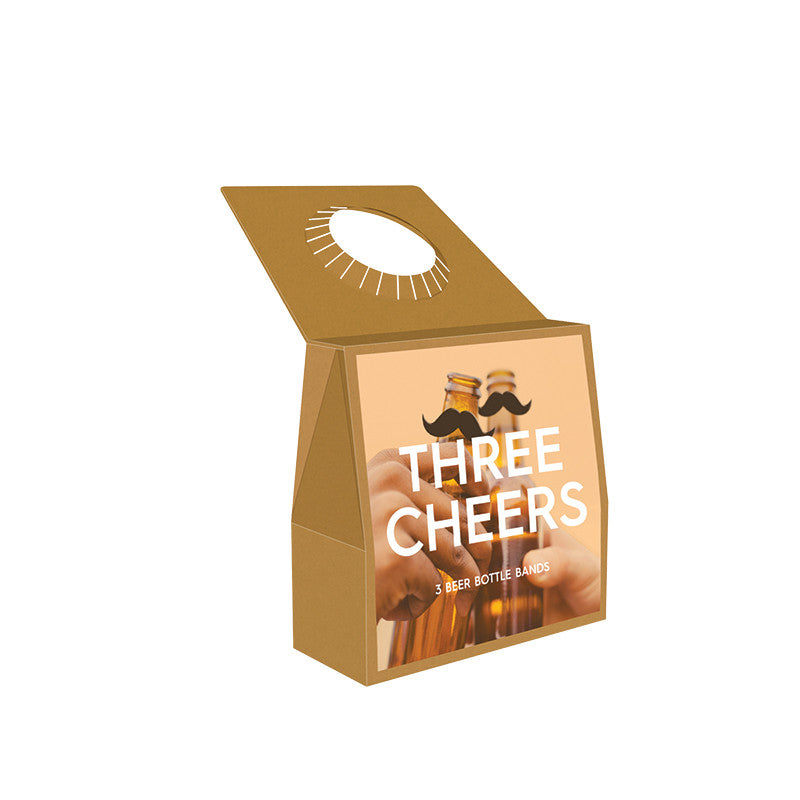 Bottleneck Mini™ - 3 Cheers  Package | teroforma