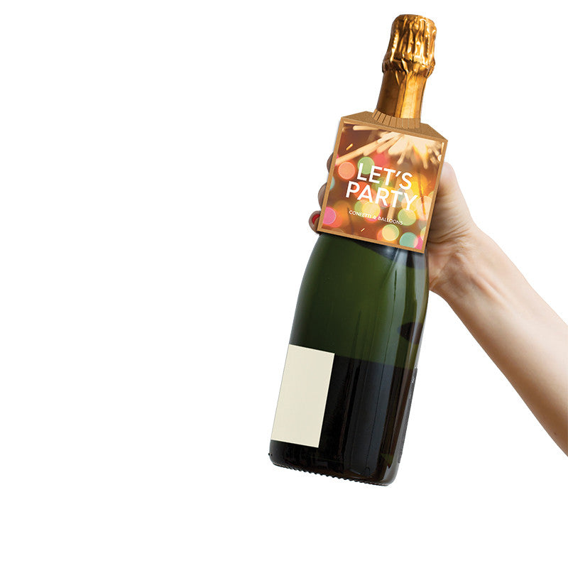 Bottleneck Mini™ - Let's Party Bottle | Teroforma