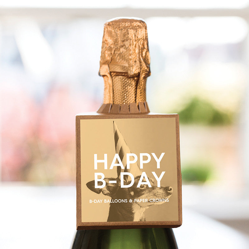 Bottleneck Mini™ - Happy B-DAY