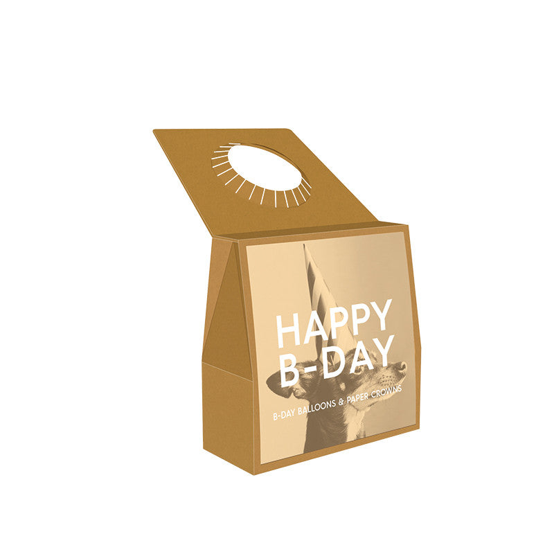 Bottleneck Mini™ - Happy B-DAY Package | Teroforma
