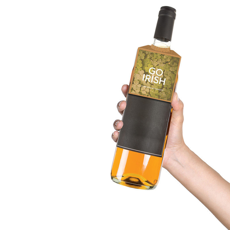 Bottleneck Mini™ - Go Irish Bottle | Teroforma