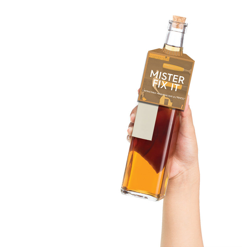 Bottleneck Mini™ - Mister Fix It Bottle | Teroforma