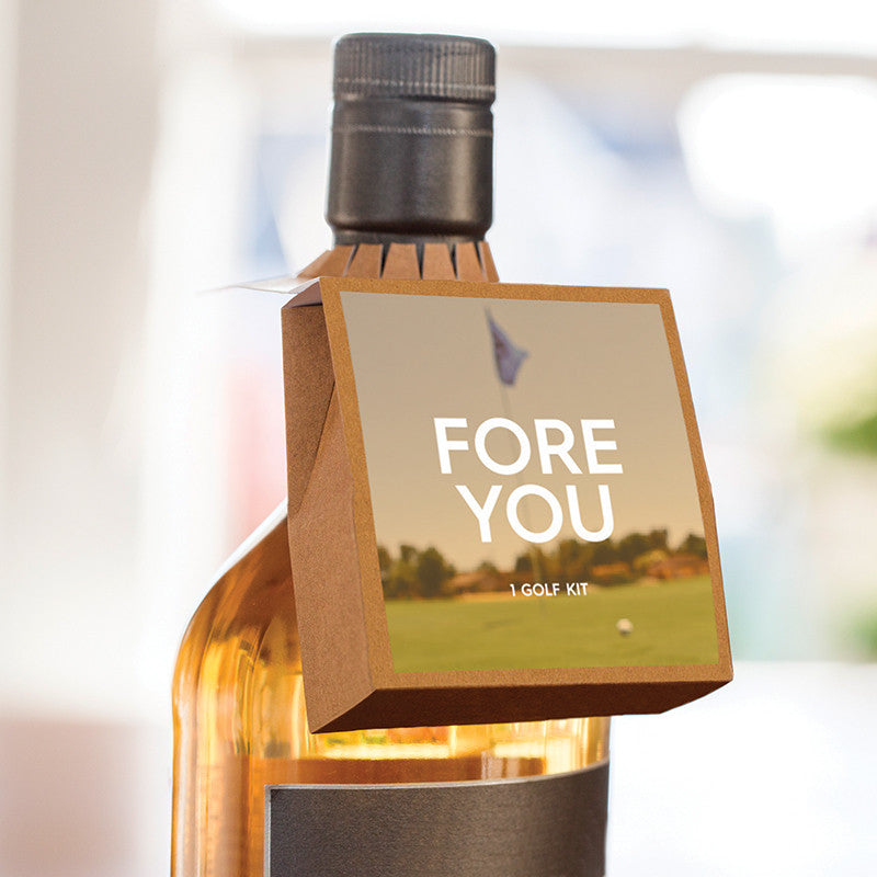 Bottleneck Mini™ - Fore You | Teroforma