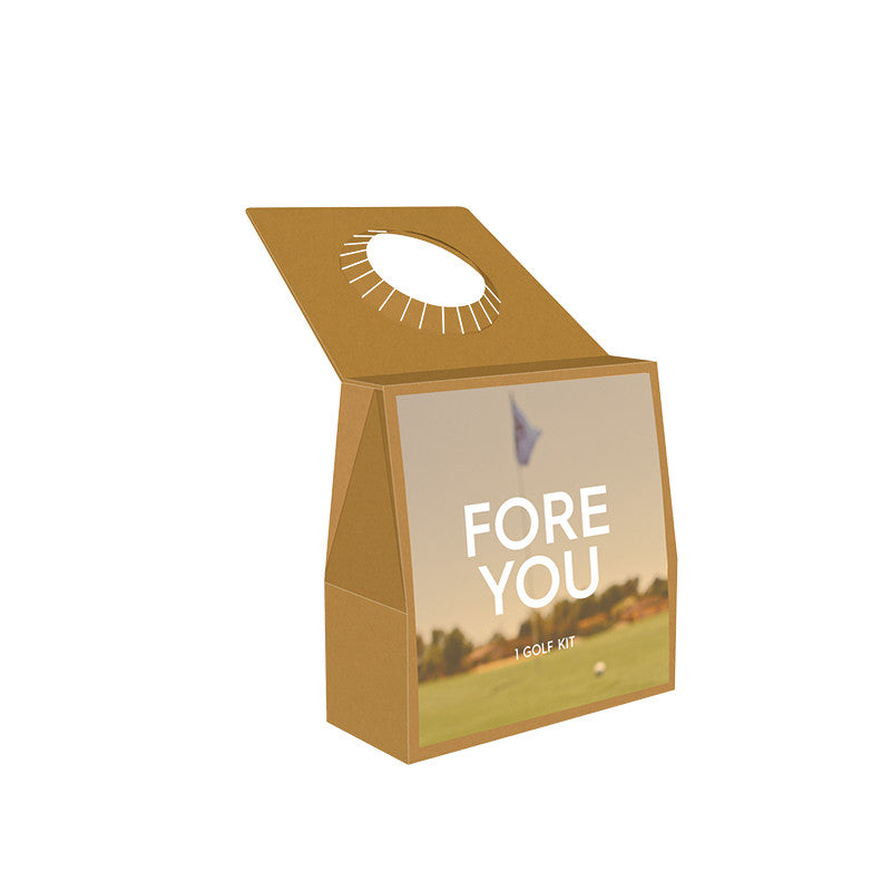 Bottleneck Mini™ Gift Tag - Fore You
