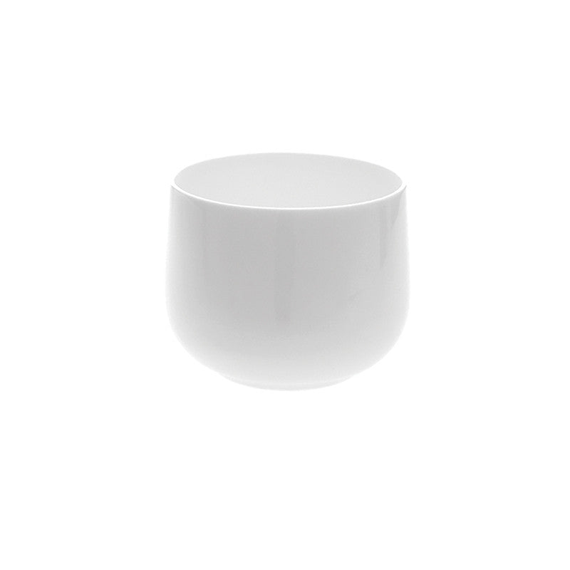 Oyyo White Small Serving Bowl