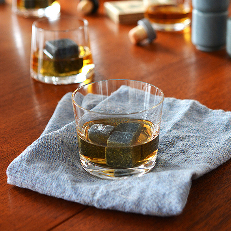 Whisky Stones® Beverage Cubes - I ♥ WSKY (Set of 6)