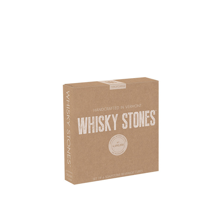 Whisky Stones® Beverage Cubes - CRAFT (Set of 6)
