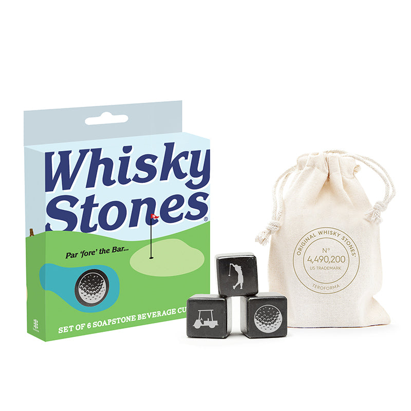 WhiskyStones® - Gone Golfing