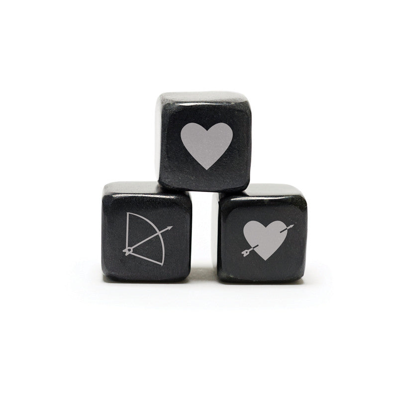 Whisky Stones Icon - Valentine's Day