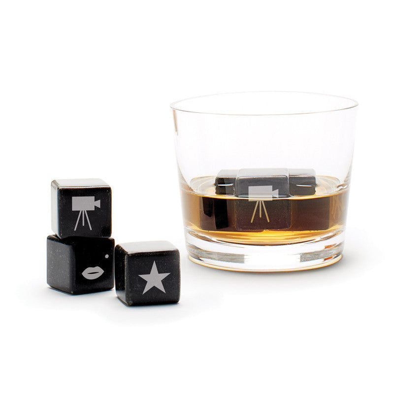 Whisky Stones Icon - Hollywood