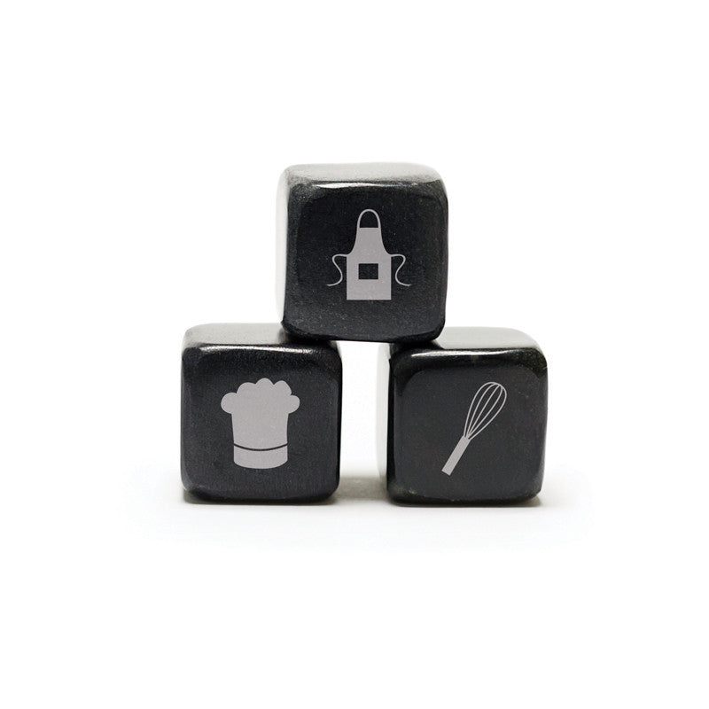 Whisky Stones Icon - Cooking