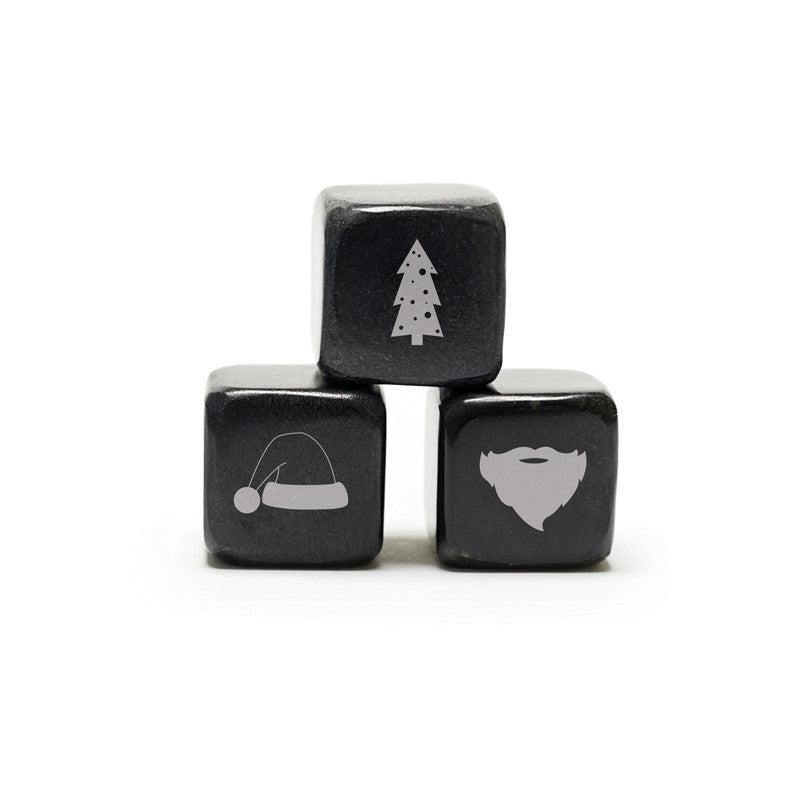 Whisky Stones Icon - Merry Christmas!